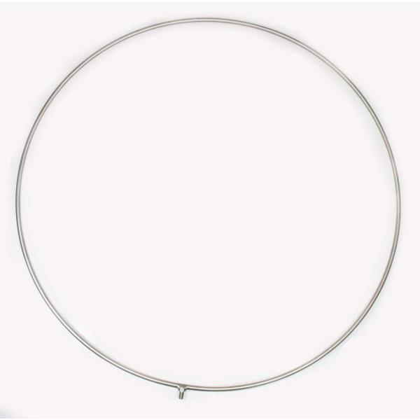 硬形態チタン ワンピース 玉枠 超大物用 直径100cm チタンタモ網|titanium