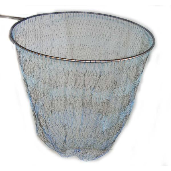 磯釣り ・ 船釣り 硬形態チタン 直径80cm ワンピース 玉枠 + PE10号 手編み タモ網 2点セット (4番柄)|titanium|04