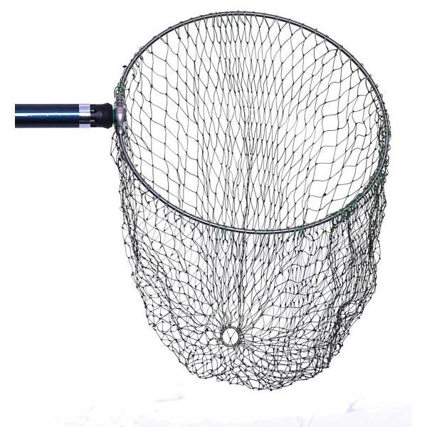 PE10号 手編み 磯替網 30cm玉枠専用 タモ網