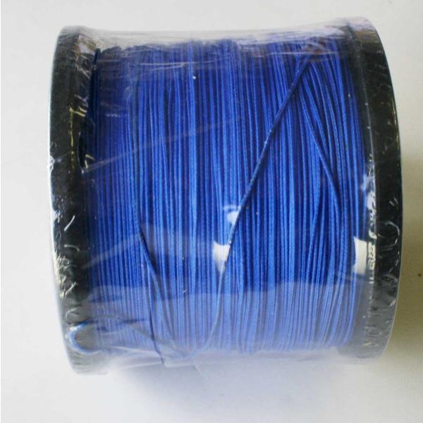 PE 20号 500m 8編み 300LB 道糸 ハリス 手編み魚網糸 お好きなカラーを選択|titanium|02