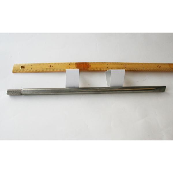 石鯛 底物 硬形態 チタンピトン 竿掛け φ16mm 全長 40cm|titanium|04