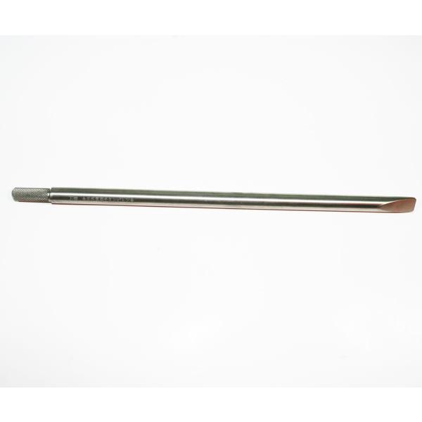 石鯛 底物 硬形態 チタンピトン 竿掛け φ16mm 全長 50cm|titanium