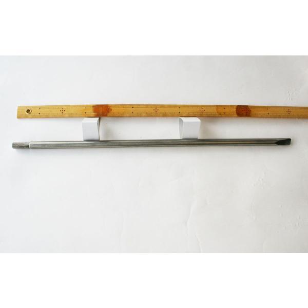 石鯛 底物 硬形態 チタンピトン 竿掛け φ16mm 全長60cm titanium 04