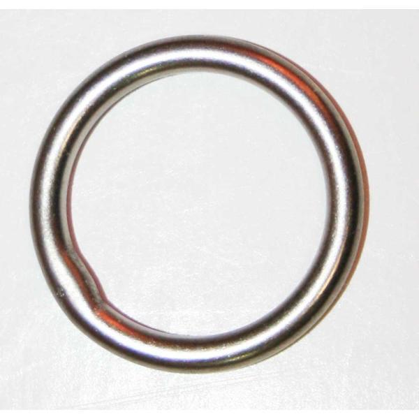 チタンリング 25mm φ3 ( 溶接 チタン リング 丸カン )|titanium