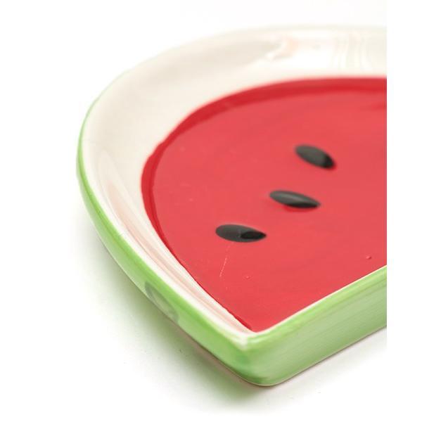プレート 皿 食器 陶器 お茶碗 小鉢 中鉢 フルーツ かわいい キッチン ギフト プレゼント セット フルーツ カットプレート j0729-003|titicaca-y|13
