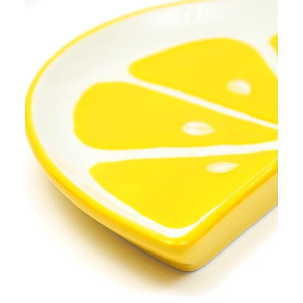 プレート 皿 食器 陶器 お茶碗 小鉢 中鉢 フルーツ かわいい キッチン ギフト プレゼント セット フルーツ カットプレート j0729-003|titicaca-y|14