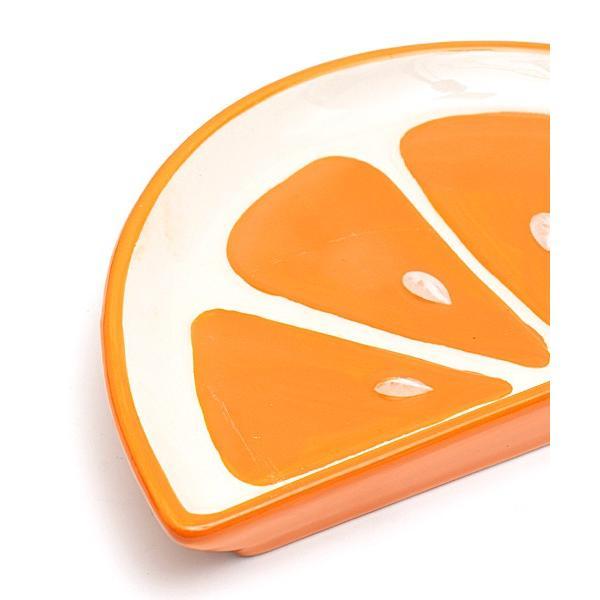 プレート 皿 食器 陶器 お茶碗 小鉢 中鉢 フルーツ かわいい キッチン ギフト プレゼント セット フルーツ カットプレート j0729-003|titicaca-y|16