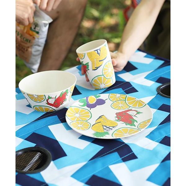 プレート 皿 取り皿 ケーキ皿 バンブー 竹 割れにくい かわいい 秋 冬 夏 春 食器 キッチン ギフト セット カフェ おしゃれ バンブープレート zhsjc2442|titicaca-y|02