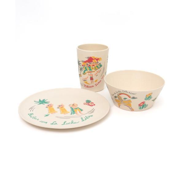 プレート 皿 取り皿 ケーキ皿 バンブー 竹 割れにくい かわいい 秋 冬 夏 春 食器 キッチン ギフト セット カフェ おしゃれ バンブープレート zhsjc2442|titicaca-y|06