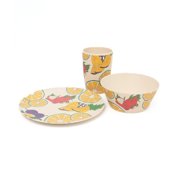 プレート 皿 取り皿 ケーキ皿 バンブー 竹 割れにくい かわいい 秋 冬 夏 春 食器 キッチン ギフト セット カフェ おしゃれ バンブープレート zhsjc2442|titicaca-y|07