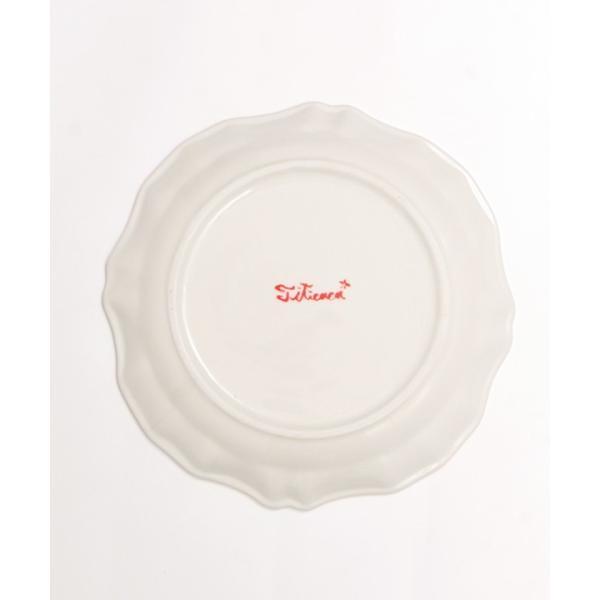 プレート 皿 小皿 中皿 夏 春 食器 取り皿 ケーキ皿 丸皿 キッチン カラフル インテリア プレゼント ギフト 贈り物 メキシコフラワー プレート ziscc2422 titicaca-y 09