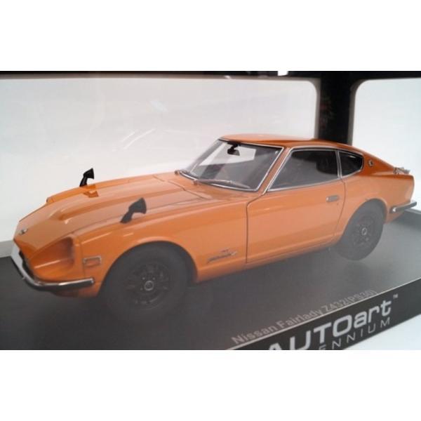 オートアート  77436 1/18 日産 フェアレディ Z432 (オレンジ)|tk-store777
