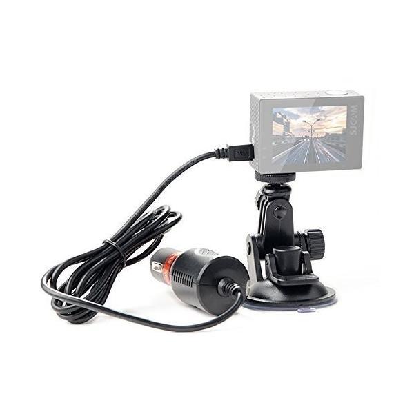 アクションカメラ 2インチ WIFI機能搭載 1080P フルHD 170度広角 30M防水 ドライブレコーダーモードあり ブラック tk1234 09