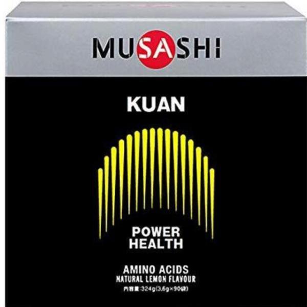 MUSASHI ムサシ KUAN クアン 大 90本入り 新品未開封 賞味期限2年以上有り QUOカードプレゼントキャンペーン実施中!