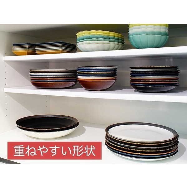 TLP BORDER 9cm SQUARE PLATE 角皿 黄瀬戸 黄イエロー|tlp|05