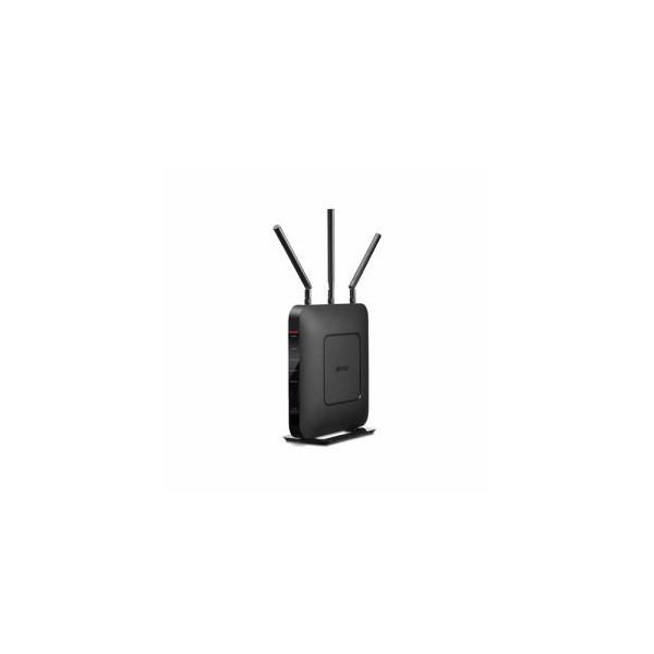 BUFFALO バッファロー WXR-1750DHP2 AOSS2 エアステーション ハイパワーGiga 11ac/n/a/g/b 1300+450Mbps 無線LAN親機 WXR-1750DHP2 tm1