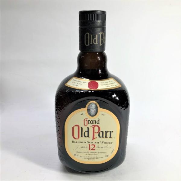 【OLD Par オールドパー 12年】750ml 40度 スコッチウイスキー箱なし 未開栓【お酒】【B1956-7】|tmkshichi