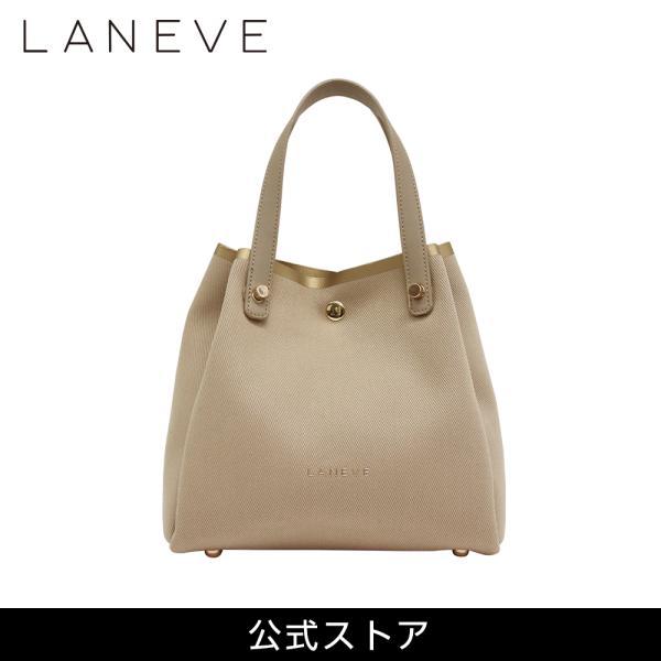 LANEVE ランイブ レディース トートバッグ 11383 BE/PG (162965)|tn-square