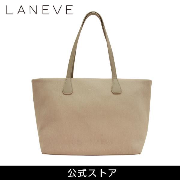 LANEVE ランイブ レディース トートバッグ 11385 BE/PG (162971)|tn-square