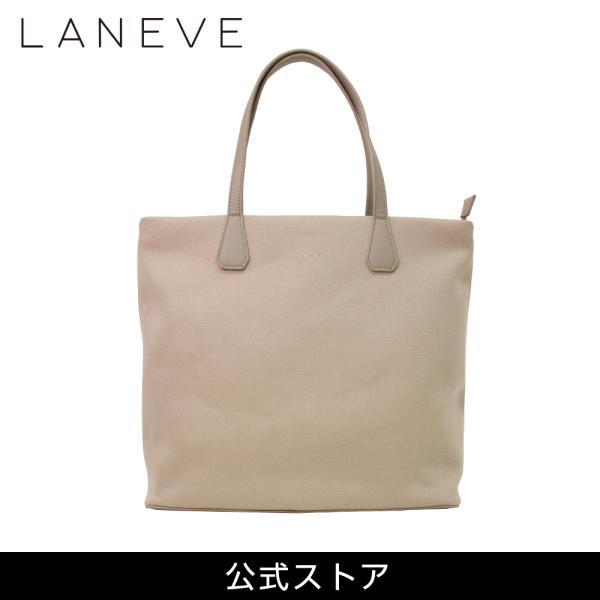 LANEVE ランイブ レディース トートバッグ 11393 BE/PG (162989)|tn-square