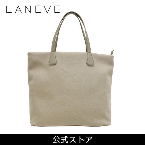 LANEVE ランイブ レディース トートバッグ 11393 BE/SV (162990)|tn-square
