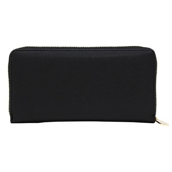 LANEVE ランイブ レディース  長財布 L56801 BK ブラック 黒 (169003)|tn-square|02