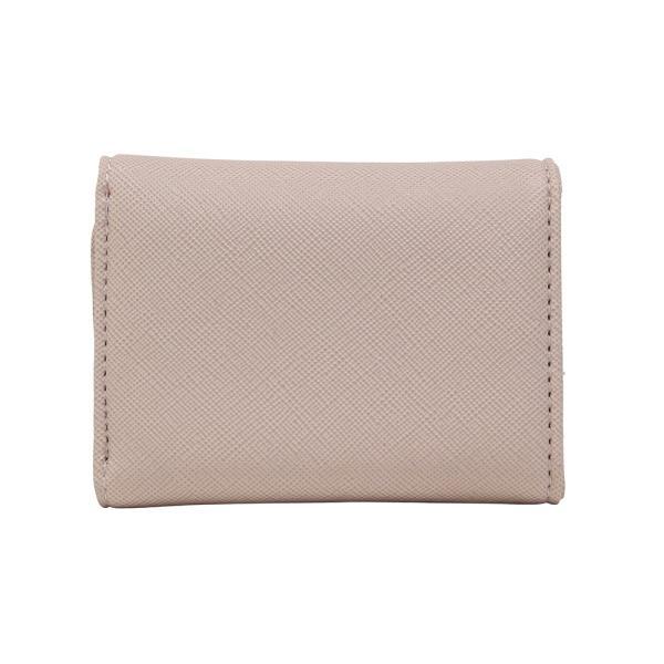 LANEVE ランイブ レディース  ミニ財布 L56803 BE ベージュ (169017)|tn-square|02