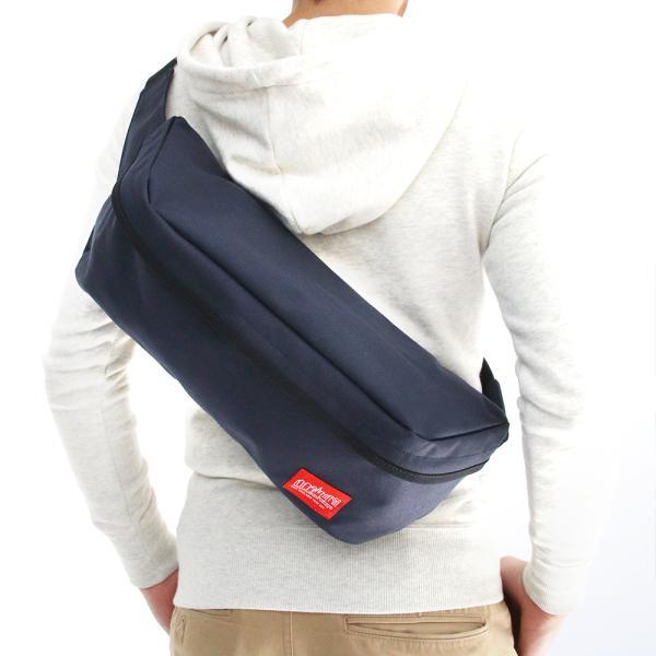 マンハッタンポーテージ ウェストバッグ Fixie Waist Bag-S 1101
