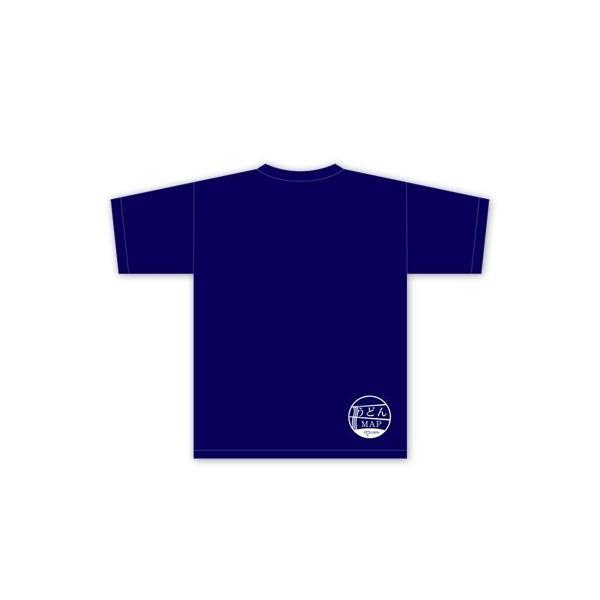 うどんMAP Tシャツ(9月12日発売、発送予定)|tnc-netshop|02