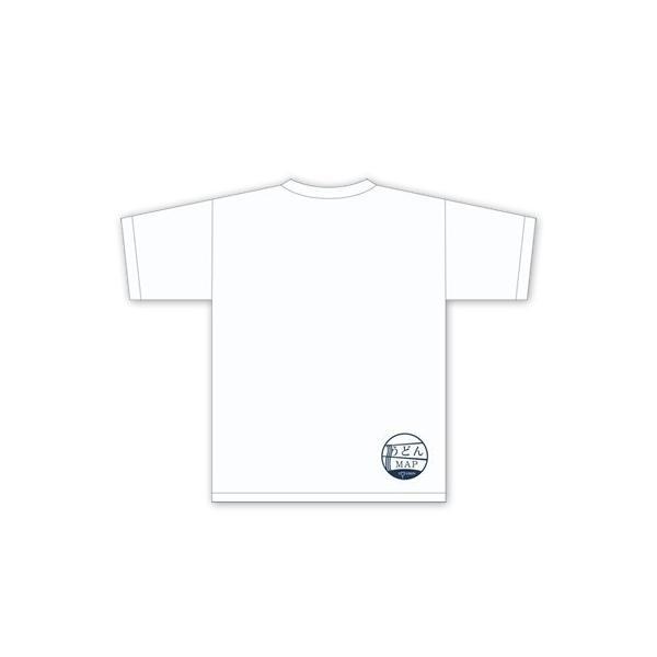 うどんMAP Tシャツ(9月12日発売、発送予定)|tnc-netshop|03