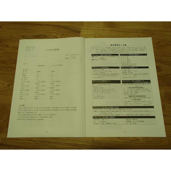 送料無料ウッドロングエコ 106g(100g+6g)  20リットル用  製品詳細、各種データ同梱 、手袋付|tnc-shop1|07