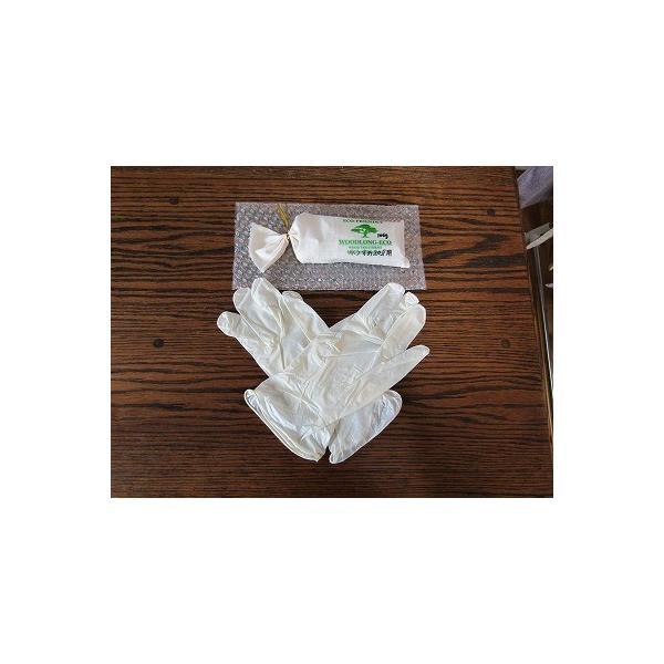 送料無料ウッドロングエコ 106g(100g+6g)  20リットル用  製品詳細、各種データ同梱 、手袋付|tnc-shop1|10