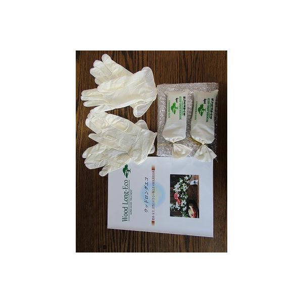 送料無料ウッドロングエコ 100g+6g、20L用×2個(1個16700円×2)手袋2組付 tnc-shop1 02