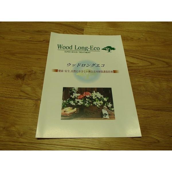 送料無料ウッドロングエコ 100g+6g、20L用×2個(1個16700円×2)手袋2組付 tnc-shop1 04
