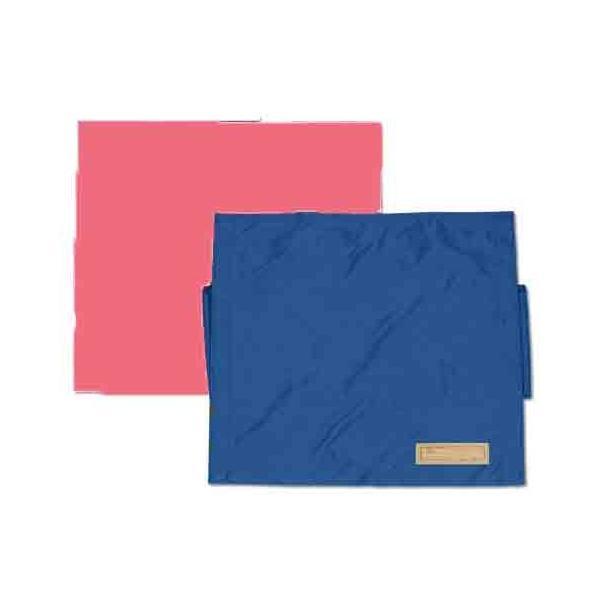 (防災頭巾)トップカバー《ブルー・ピンク》