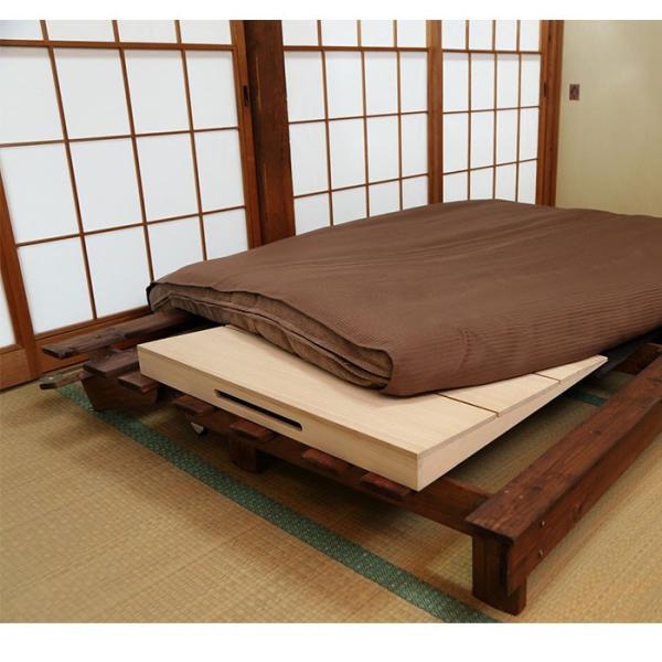 すのこ 逆流性食道炎 に悩んだ、木工屋が造ったすのこ 寝具 逆流性食道炎緩和 桐 健康補助製品|to-be-kobo|04
