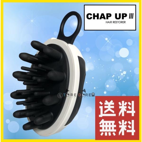 チャップアップ CHAP UP 育毛 専用ブラシ|to-do