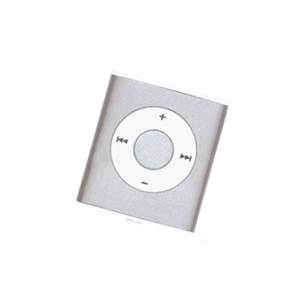 スーパーSALE!! 【新品】 ピーナッツクラブ MP3プレーヤーコンパクト KK-00405 シルバー