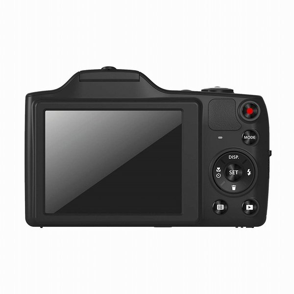 ヤフー最安値に挑戦! 【新品】Kodak/コダック デジタルカメラPIXPRO FZ152-BK2A ブラック