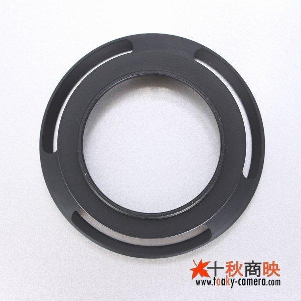JJC製 ソニー SONY E PZ 16-50mm F3.5-5.6 OSS 用 径40.5mm 金属製 レンズフード LH-S1650/09S1650 toakyimage 06
