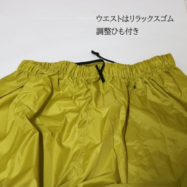 選べる5色選べる5サイズ耐久・防水レインスーツ|tobiwarabiueda|04