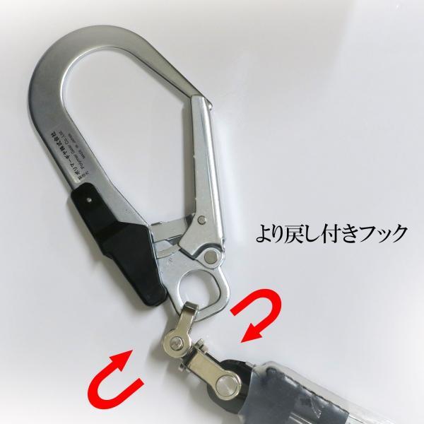 「墜落制止用器具の規格」適合品 ポリマーギヤ シングルリール2本セット ポリマーリール DRNC-M-51S(8R) |tobiwarabiueda|05