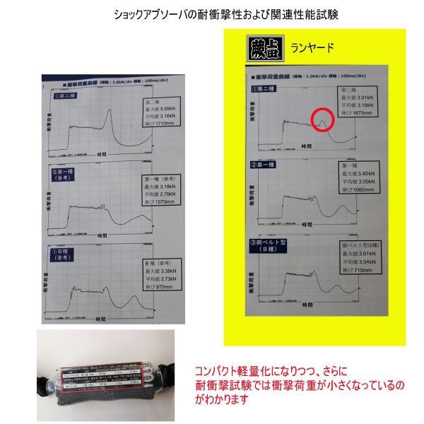 椿モデル 蕨上田オリジナルフルハーネスとダブルランヤードのセット|tobiwarabiueda|20
