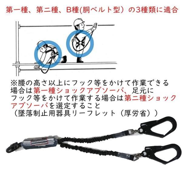 椿モデル 蕨上田オリジナルフルハーネスと椿モデルダブルランヤードのセット|tobiwarabiueda|15