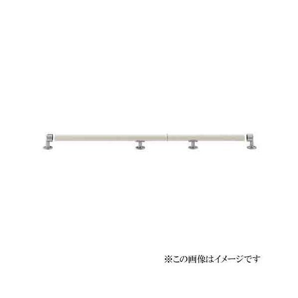 シロクマ 白熊印・手すり 曲がりん棒 BR-300 仕上:アイボリ・耐水アイボリ(diy リフォーム 手摺り てすり 階段 ベッド 玄関 介護 バリアフリー 介護用品 通販