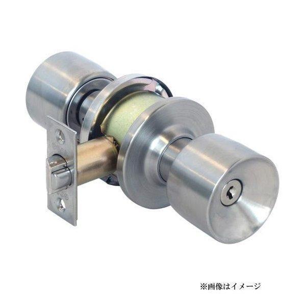 GOAL ゴール 円筒錠 ユニロック ULW-5E バックセット89mm 鍵付錠