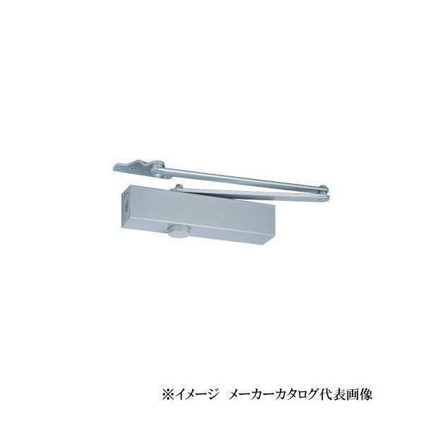 日本ドアーチェック NEWSTAR ニュースター ドアクローザー PS-7002 色:ブラック(パラレル型・ストップ付)(ドアチェック)