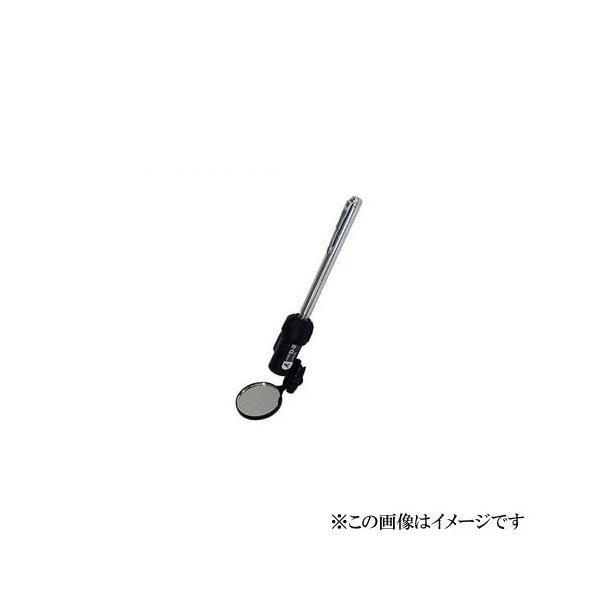 シンワ測定 点検鏡 D-2 丸型 直径36mm ライト付 74156