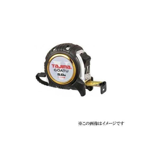 タジマ 剛厚Gロック-25 5.0m(メートル目盛) GAGL2550(TJMデザイン TAJIMA メジャー 巻尺 巻き尺 スケール コンベックス コンベ)