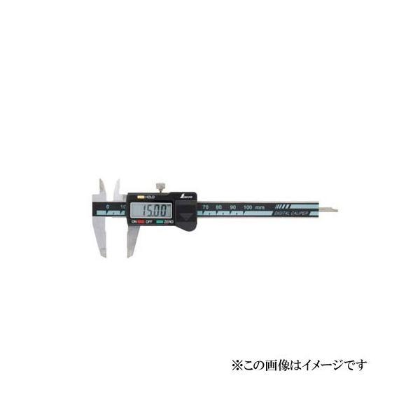 シンワ測定 デジタルノギス ミニ 100mmホールド機能付 19974